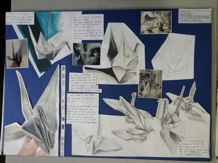 In this page Jya Ann examined the work of Clare Toms. Grade A cie igcse's Art and Design.