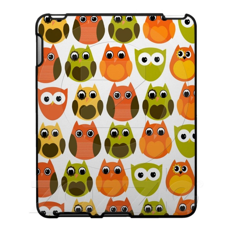 Owl iPad Case. #iPadRandom Pinboard, White Backgrounds, Ipad Cases, Fall Owls, Shopping Cool Ipad Cas, Film Music Book, Owls Ipad, Nature Tees, Cases White
