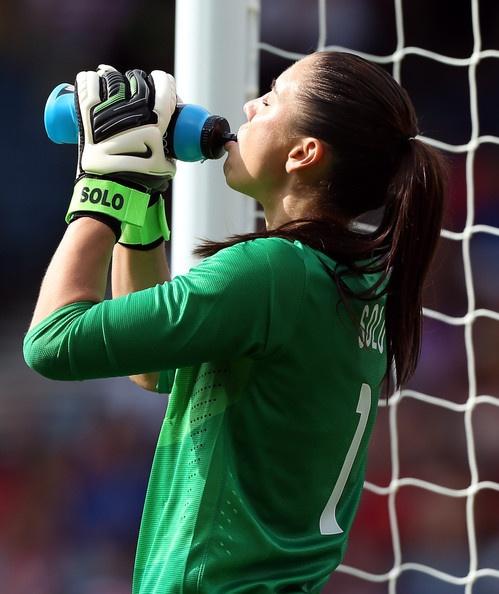 Hope Solo Photo - Olympics Day -2 - Women's Football - USA v France