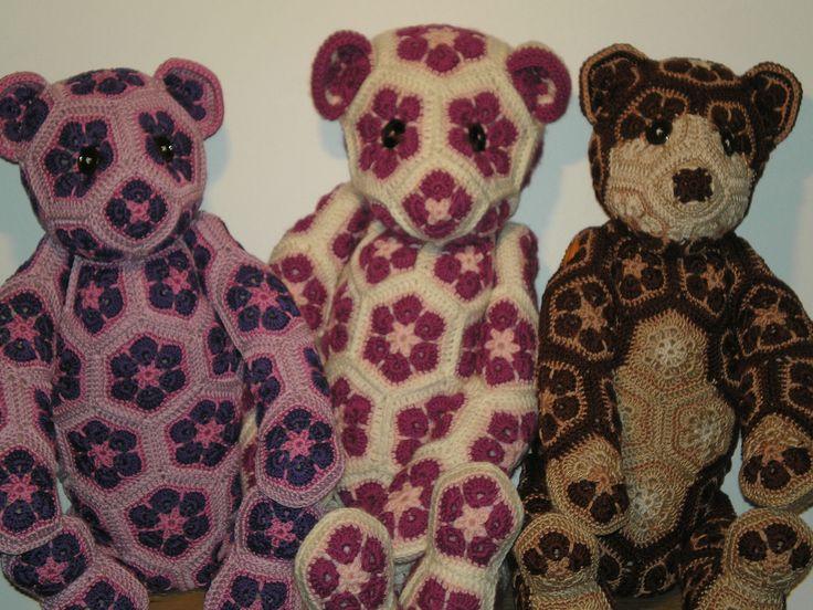 Baldassarre, Arturo, Jack. The bears.