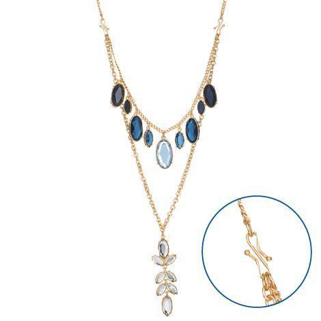 StyleSwap(TM) Midnight Ink Necklace Set