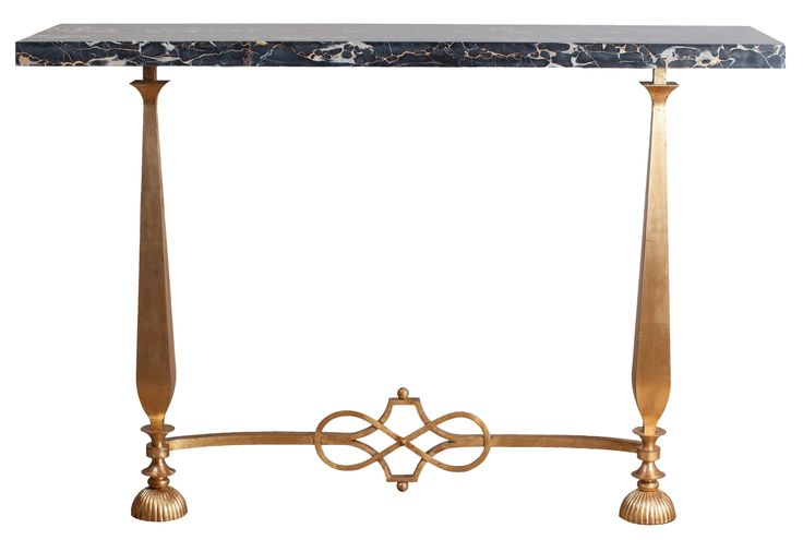 Buy Poillerat Console Table by Gabriel Bernardi - Made-to-Order designer Furniture from Dering Hall's collection of Traditional Console Tables.