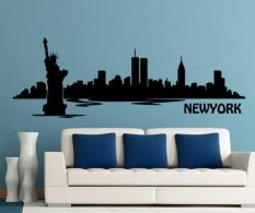 Sticker New York Liberty
