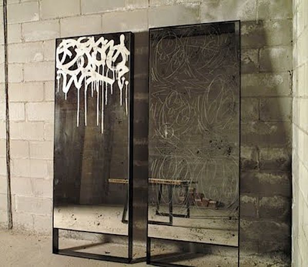 graffiti as an art using scribbles on private and public walls Graffiti is art that is painted on walls and other public places it is most often made with spray paint, which comes in a can however, graffiti can be made with any type of paint or other material.