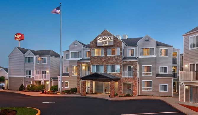 Residence Inn Boston Tewksbury/Andover The Residence Inn Boston Tewksbury/Andover is an all-suite Marriott hotel featuring fully equipped kitchens, free WiFi, free daily full buffet breakfast and complimentary evening mix Mon-Wed.    Our... #Apartment #Hotel  #Travel #Backpackers #Accommodation #Budget