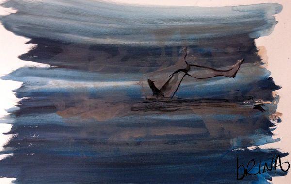 Brina L Schenk - water - legs