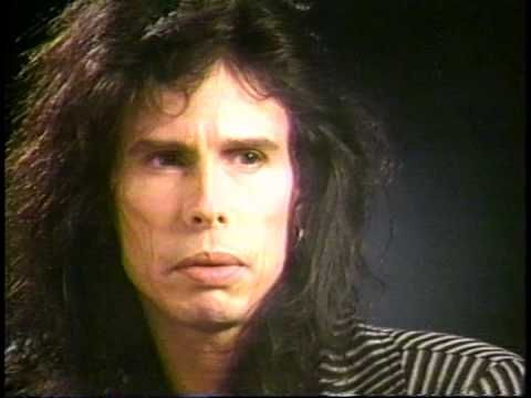 Steven Tyler Talks Of Kurt Cobains Death & His Own Drug Addiction On Turning Point - April 1994 - YouTube