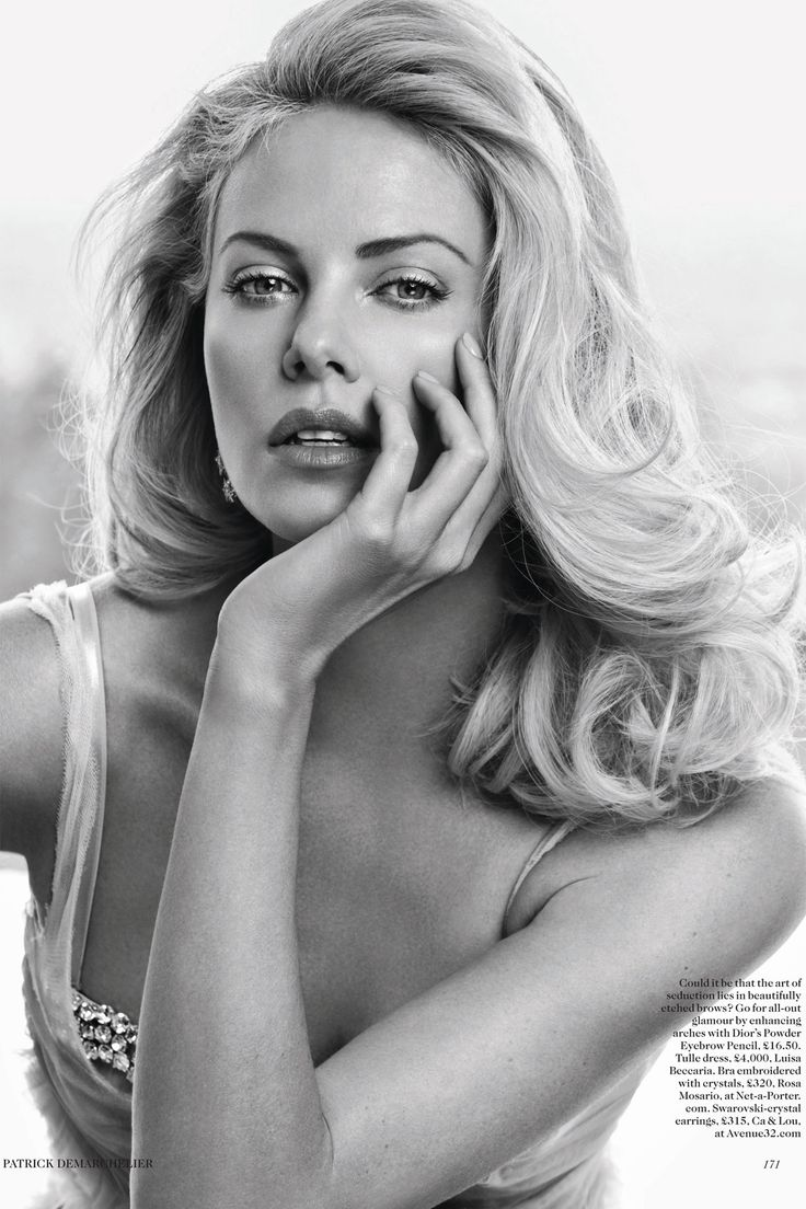 charlize theron. 2012Girls Crushes, Charlize Theron, Beautiful, Vogue Uk, Charlizetheron, British Vogue, Patricks Demarchelier, Hair Style, Actresses