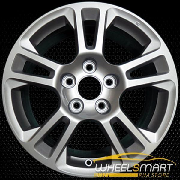 "17"" Acura TL OEM Wheel 2009-2011 Silver Alloy Stock Rim"
