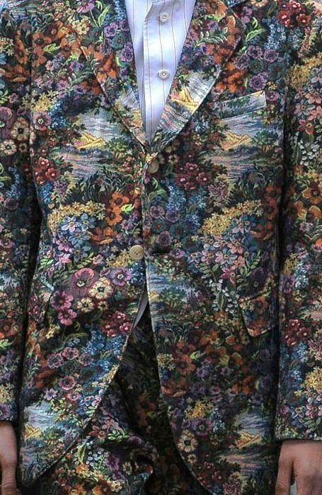 Tapestry suit