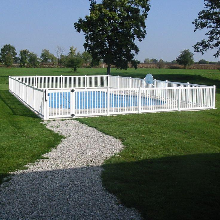Best fence around pool ideas on pinterest garden