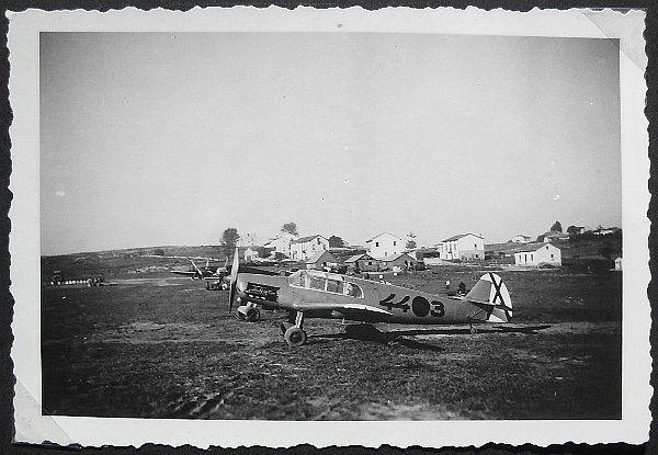 Jagdflugzeug Me 109 Me 108 Legion Condor Spanien Santander Flugplatz West in Sammeln & Seltenes, Militaria, 1918-1945 | eBay!