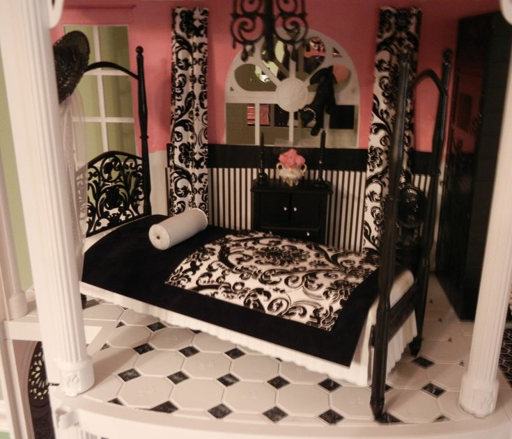 Barbie Room: 1000+ Images About BARBIE - ROOMS On Pinterest