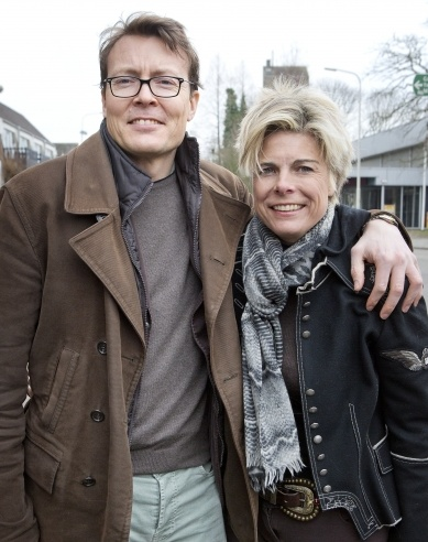 I-Love-Royal-Families • Prince Constantijn and Princess Laurentien of the Netherlands