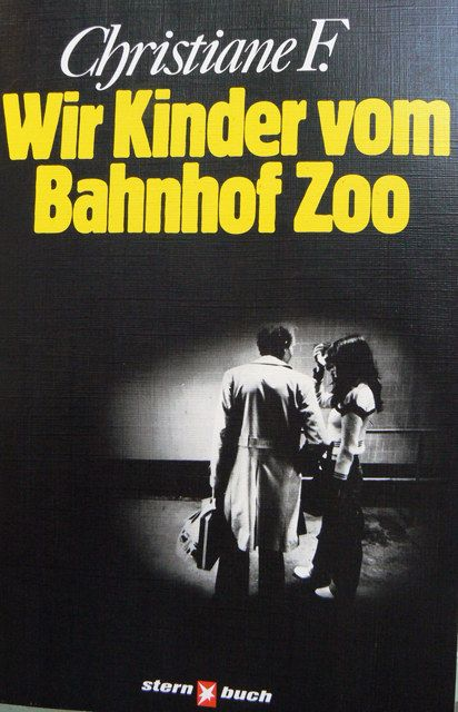 Christiane F.: Wir Kinder vom Bahnhof Zoo | 44 Jugendbücher, die Du früher verschlungen hast