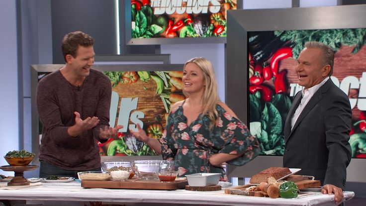 Food Network star Damaris Phillips joins The Doctors to share some of her new vegetarian recipes that are southern cuisine-inspired.
