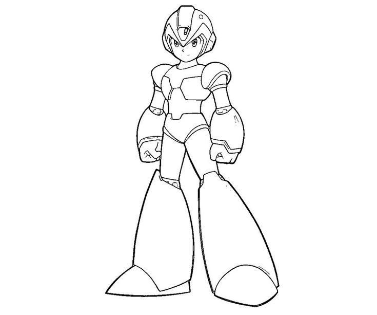 mega man coloring sheet google search - Mega Man Printable Coloring Pages