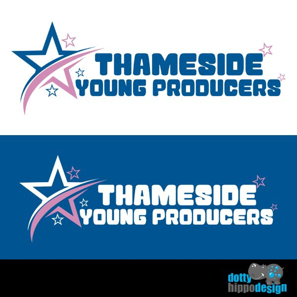 Logo design for Thameside Young Producers