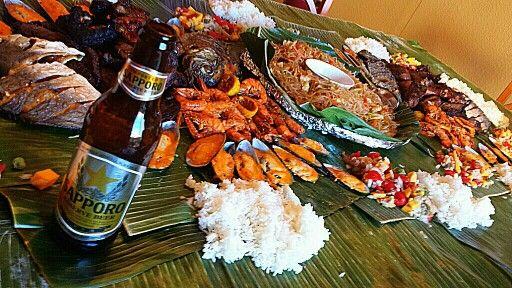 Kamayan Feast