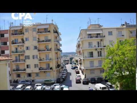 Splendid apartment for sale in the historical center of Corfu town-CPA 3650 - YouTube