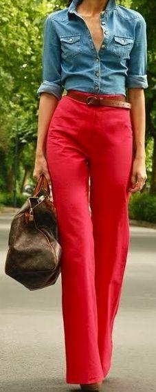 High waisted | Fashion.