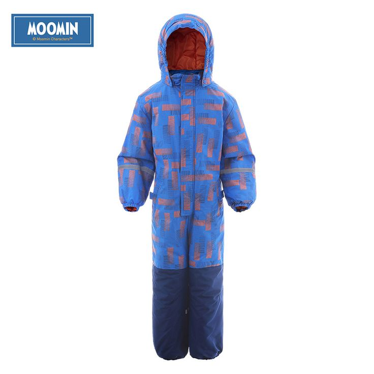 Moomin 2016 new winter overalls kids waterproof blue polyester Zipper Fly waterproof overalls kids warm girl overalls #>=#>=#>=#>=#> Click on the pin to check out discount price, color, size, shipping, etc. Save and like it!