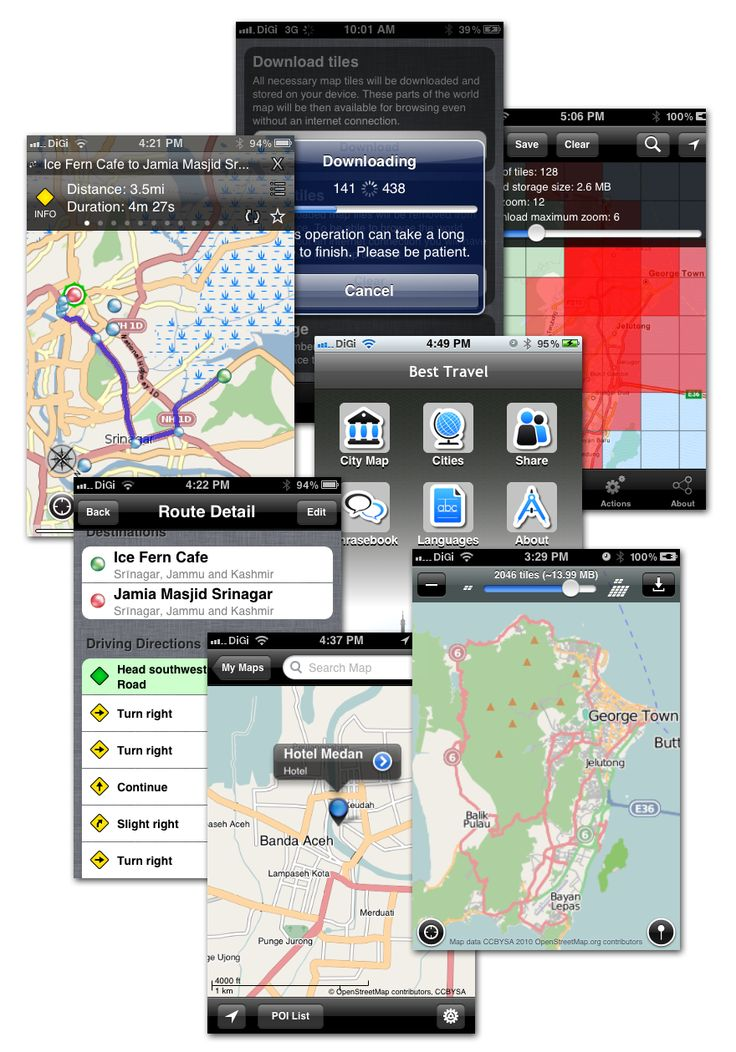 iPhone Offline Maps Review Revisited
