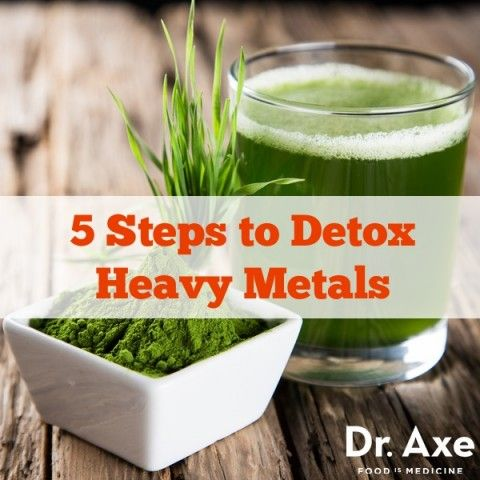 Exposure to heavy metals can result in reduced mental function, lower energy levels, and damage to organs. Try this Heavy Metal Detox for healing and relief