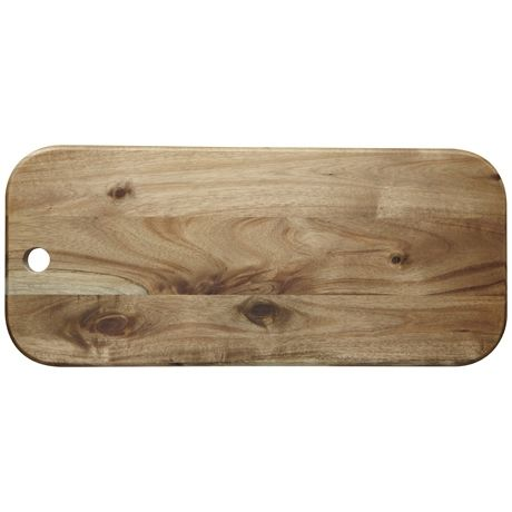 Host Serving Board 45x20cm Acacia