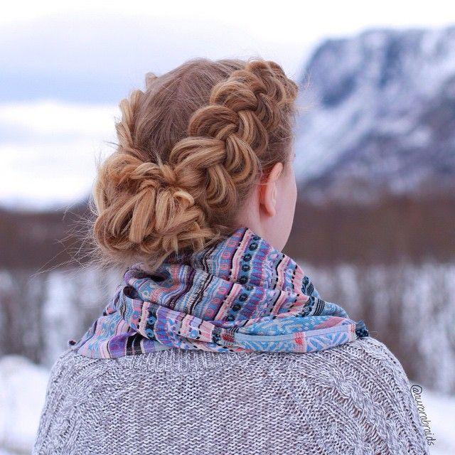 Best 25+ Two dutch braids ideas on Pinterest | Double ...