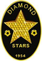 1954, Diamond Stars F.C. (Koidu Town, Sierra Leone) #DiamondStarsFC #KoiduTown #SierraLeone (L13622)