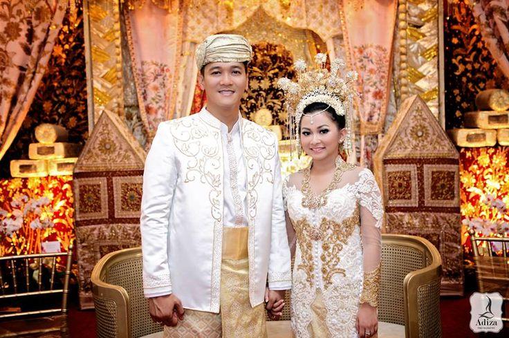 Minangese bride I Annisha & Riki