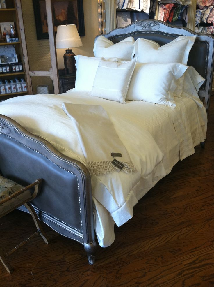 Sarto in White exudes sophistication and elegance, now available at Linen Boutique in Dallas, TX.