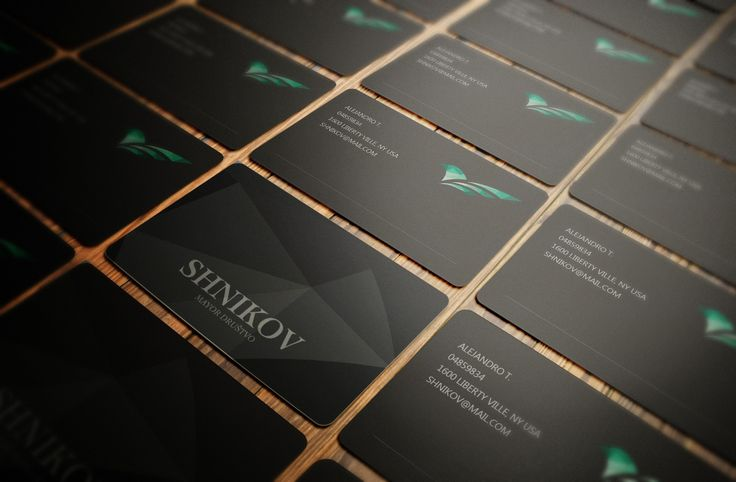 Shnikov Business Card