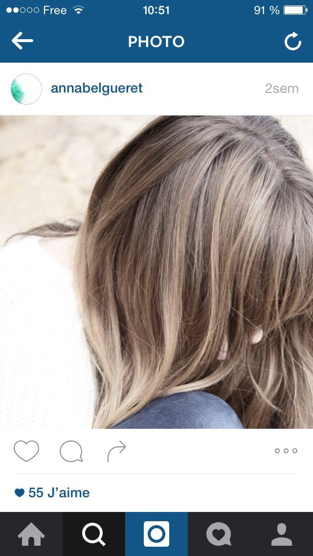 Best 25 couleur blond cendr ideas only on pinterest - Couleur blond cendre photo ...