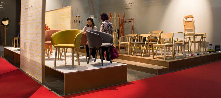 ZILIO A&C Salone Internazionale del Mobile 2015  Foto: Laura Vendramini
