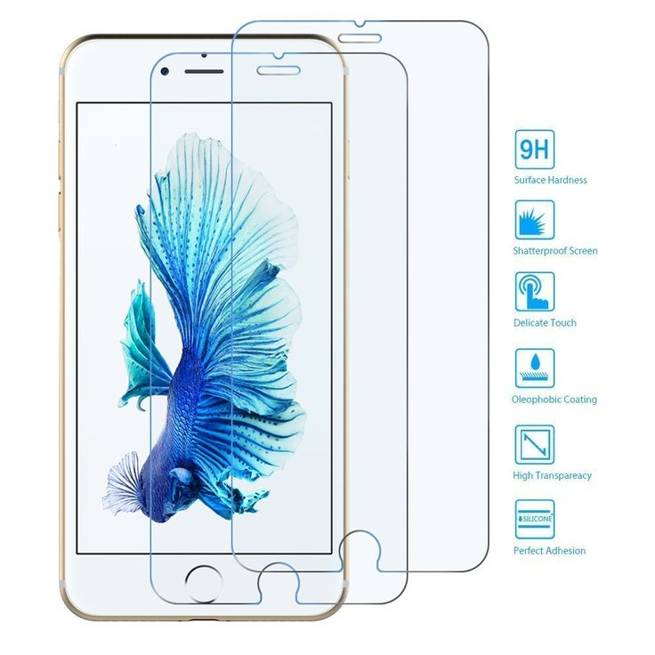 The iPhone 6 Tempered Glass Screen Protector Value Pack: Premium quality protection at an unbeatable price.