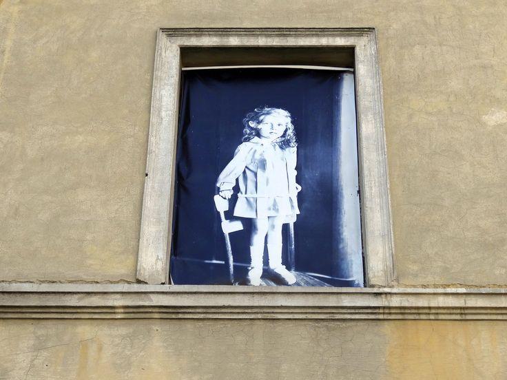 Duchy przeszłości, Lublin, PL | Ghost from the past, Lublin, PL #lublin #poland #ghosts #polska #polandtravel #visitpoland @seeuinpoland