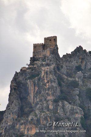 Castillo de Albanchez de Mágina Jaén