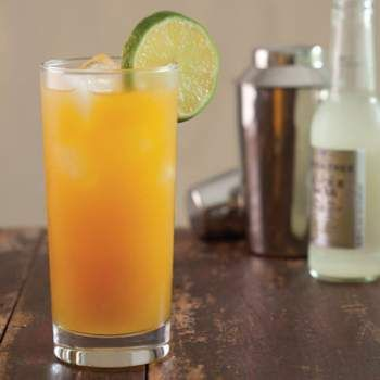 Satsuma Ginger Fizz | I Need a Restorative | Pinterest