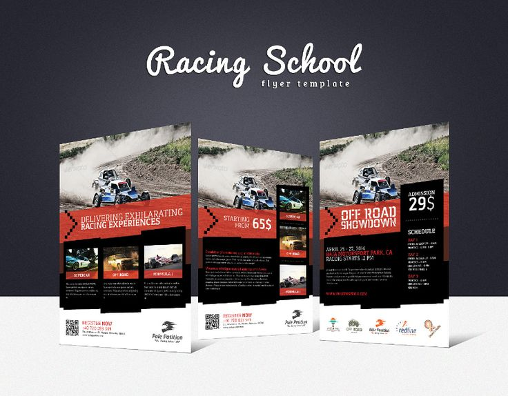 Best Print Design Images On   Flyer Template Print