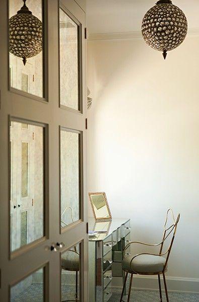 Mirrored Closet Doors Mirrored Vanity Master Closet French Doors Make
