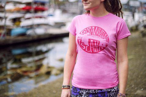 Burrard Bridge T-Shirt Women's