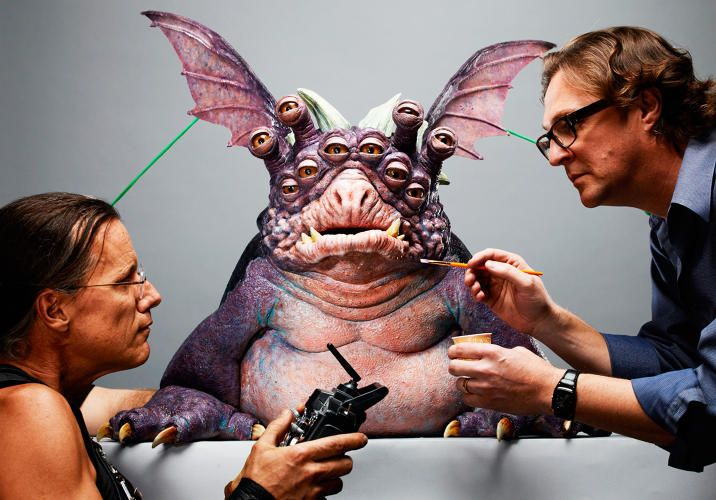 Brian Henson On How To Build A Better Creature | Co.Create | creativity + culture + commerce
