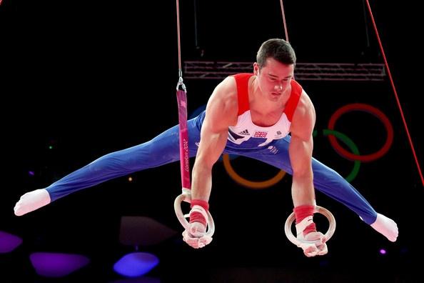 Artistic gymnastics - Kristian Thomas of Great Britain