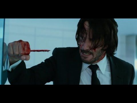 John Wick: Chapter 2 (2017) | John Wick Vs Assassins (3/4) | 1080p