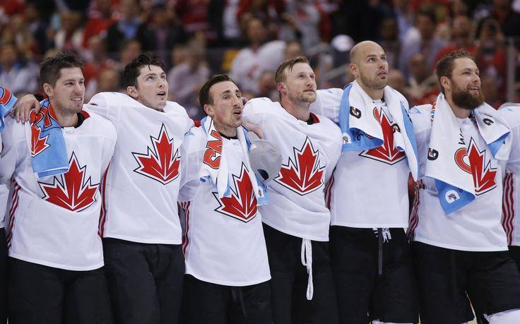 Hokejisté Kanady ovládli Světový pohár