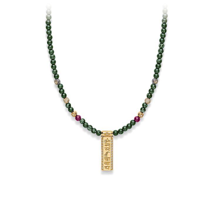 Shamballa Jewels Gold Bar