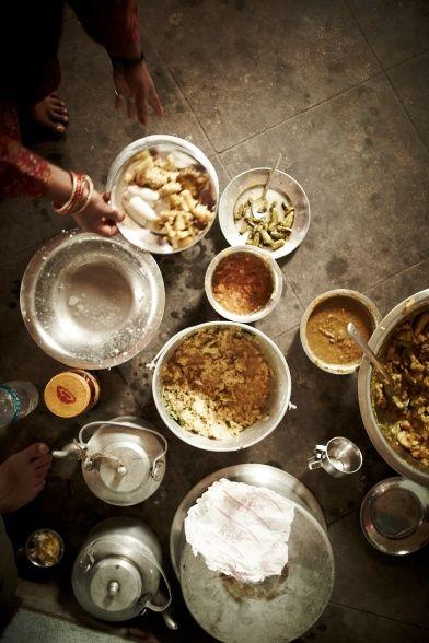 Foodies in Nepal - Photo Essay by Ewen Bell
