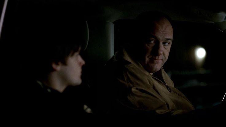 The Sopranos: Season 6, Episode 8 Johnny Cakes (30 Apr. 2006)  Robert Iler Robert Iler , A.J. Soprano, James Gandolfini,
